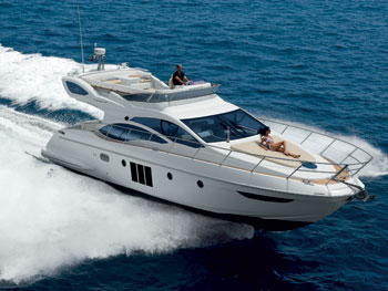 "Azimut ""Captain George"""