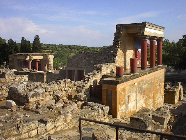Knossos-Museum / Heraklion City Tour.